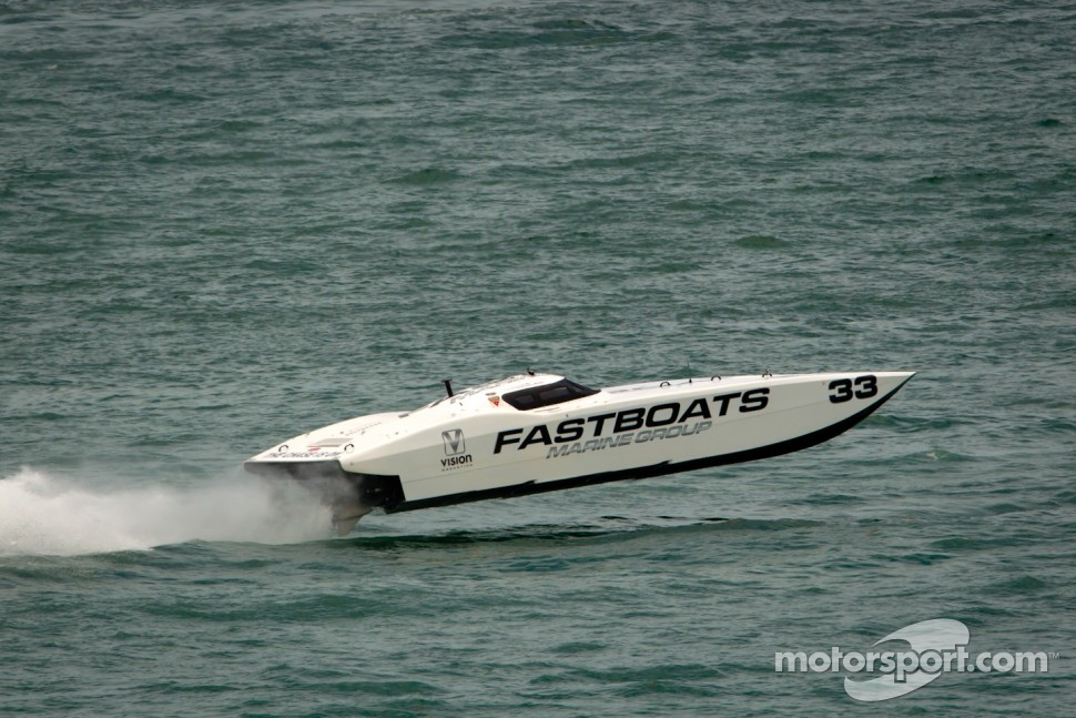 #33 Loriblu Racing /Fastboats: Danilo Zampaloni, Randy Sweers