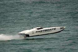 #33 Loriblu Racing /Fastboats: Danilo Zampaloni, Randy Sweers