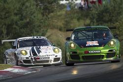 Green Hornet Racing and Alex Job Racing