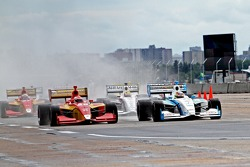 Indy Lights Race Start