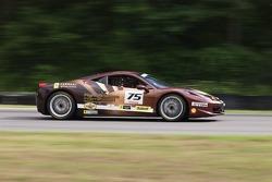 #75 Ferrari of San Diego 458CS: Bob Callahan