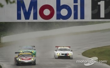 BMW Team RLL, Team Falken Tire, and Flying Lizard Motorsports