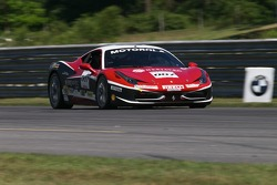 #007 Ferrari of Ontario 458CS: Robert Herjavec
