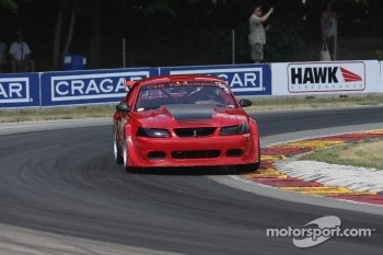 #223 1999 Ford Mustang Cobra: Brian Carlson