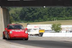 #22 1993 Porsche RS: Rob Purviance