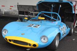 #22, 1968 Ginetta G16, Larry Neviaser