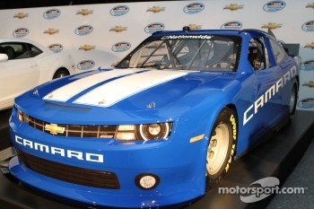 The 2013 Chevrolet Camaro Nationwide car