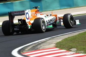 Jules Bianchi, Sahara Force India F1 Team Third Driver
