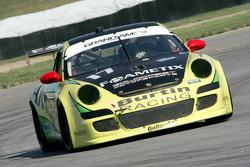 #17 Burtin Racing with Goldcrest Motorsports Porsche GT3 Cup: Claudio Burtin, Martin Ragginger