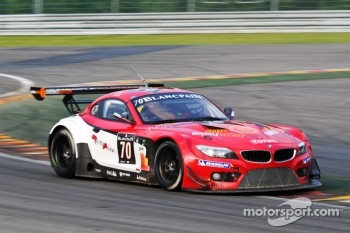 #70 Race Art BMW Z4 GT3: Roger Grouwels, Nick Catsburg, Jaap van Lagen, Robert Nearn