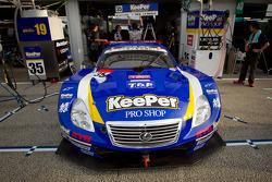 #35 Lexus Team KeePer Kraft Lexus SC430
