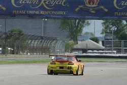 #40 Dempsey Racing Mazada RX-8: Joe Foster, Patrick Dempsey, Tom Long