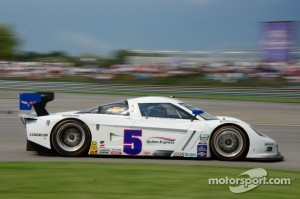 #5 Action Express Racing Chevrolet Corvette DP