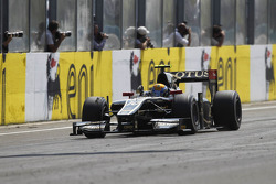 Esteban Gutierrez takes the win