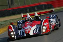 #25 Dempsey Racing Oreca FLM09: Henri Richard, Duncan Ende