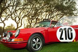 1967 Porsche 911: Mel Sapiro, Tom Conway