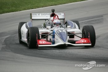 Mario Andretti and the two seater Indy Car
