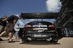 #67 Hyundai Genesis Coupe: Rhys Millen
