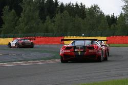 #57 Vita4One Team Italy Ferrari 458 Italia: Eugenio Amos, Giacomo Petrobelli, Alessandro Bonacini, Jonathan Hirschi