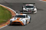 #89 GPR AMR Aston Martin V12 Vantage GT3: Tim Verberg, Damien Dupont, Ronnie Latinne, Bertrand Baguette
