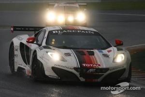 McLaren MP4-12C GT3, Blancpain Trofeo