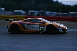 #62 Lapidus Racing McLaren MP4-12C GT3: Klaas Hummel, Adam Christodoulou, Tim Mullen, Andreas Möntmann