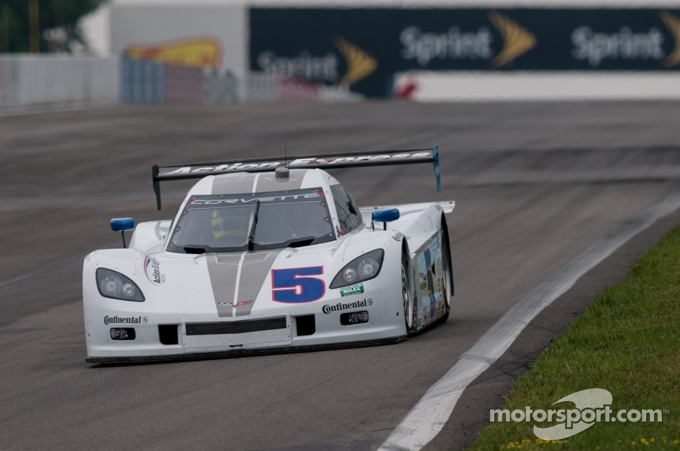 #5 Action Express Racing Chevrolet Corvette DP: Terry Borcheller, David Donohue, Jordan Taylor