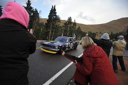 #128 Ford Mustang: Robert Jimenez