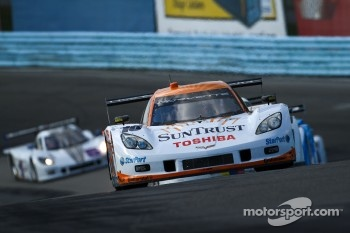 Ricky Taylor starts from Pole in DP #10 SunTrust Racing