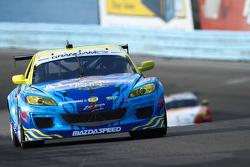 # 41 Dempsey Racing Bass2BillFish Mazda RX-8: Charles Espenlaub, Charles Putnam