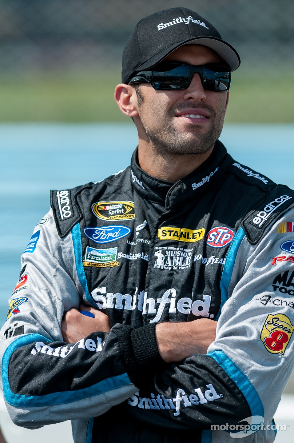 Aric Almirola