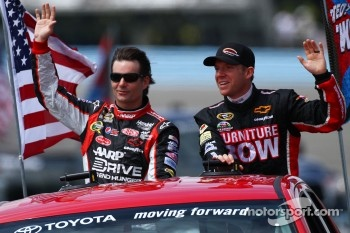 Jeff Gordon, Regan Smith