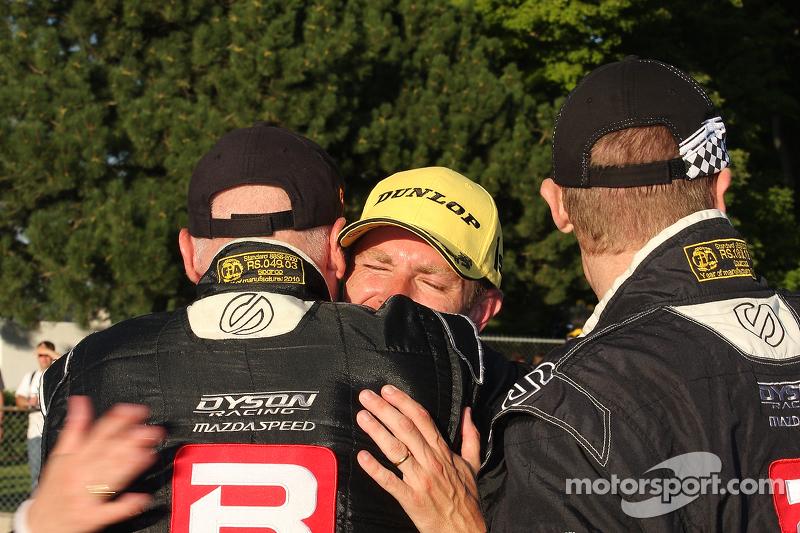 Rob Dyson, Guy Smith, Chris Dyson