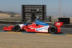 James Jakes, Boy Scouts of America Dale Coyne Racing Honda