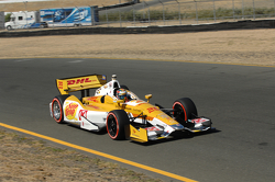Ryan Hunter-Reay, Team DHL/Sun Drop Citrus Soda Andretti Autosport Chevrolet