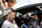 Second place for Jari-Matti Latvala, Ford World Rally Team