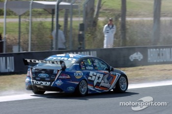 Shane Van Gisbergen, SP Tools Racing