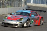 #44 Flying Lizard Motorsports: Seth Neiman, Marco Holzer