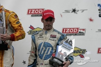 Third place Simon Pagenaud