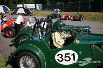 #351 Jeff Renshaw Coventry, Conn. 1951 MG TD