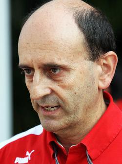 Luca Mamorini, Ferrari Engine Designer