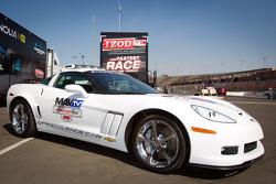 Corvette pace car for the MAVTV 500
