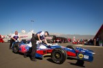 Car of Marco Andretti, Andretti Autosport Chevrolet
