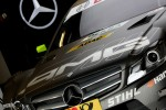 Car of Ralf Schumacher, Team HWA AMG Mercedes, AMG Mercedes C-Coupe