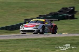 #45 Flying Lizard Motorsports Porsche 911 GT3 RSR