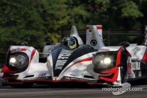 #6 Muscle Milk Pickett Racing HPD ARX-03a