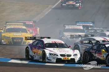 Start: Andy Priaulx, BMW Team RBM BMW M3 DTM