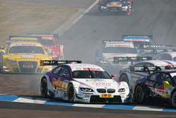 Start: Andy Priaulx, BMW Team RBM BMW M3 DTM