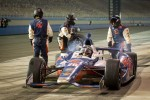 Pit stop for Marco Andretti, Andretti Autosport Chevrolet