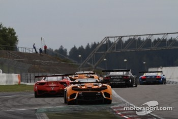 #5 Boutsen Ginion Racing McLaren MP4-12C GT3: Nico Verdonck, Seiji Ara, Marino Franchitti